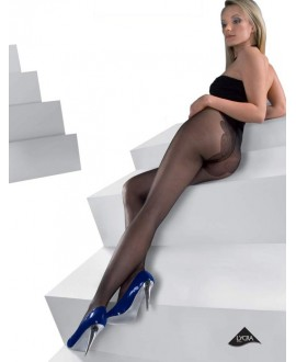 Collant Beauty Noir - Adrian