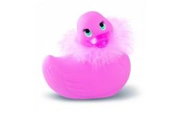 Vibromasseur Canard Paris Rose - Big Teaze Toys