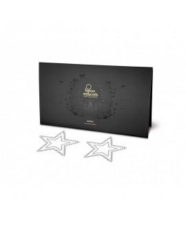 Nipples MIMI STAR - ETOILE ARGENTEE - Bijoux Indiscrets