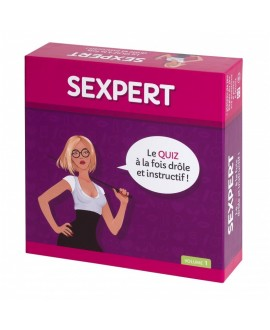 Jeu SEXPERT FR - VOLUME 1 - Tease & Please