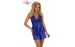 Ensemble Top & Short Blue Lagon - Beauty Night