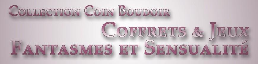 Coffrets & Jeux Fantasmes et Sensualité