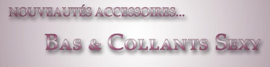 Nouveautés Accessoires - Bas & Collants Sexy