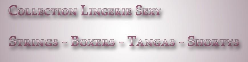 Strings - Boxers - Tangas - Shortys