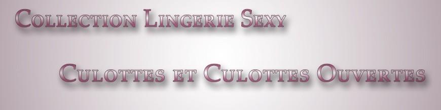 Culottes et Culottes Ouvertes
