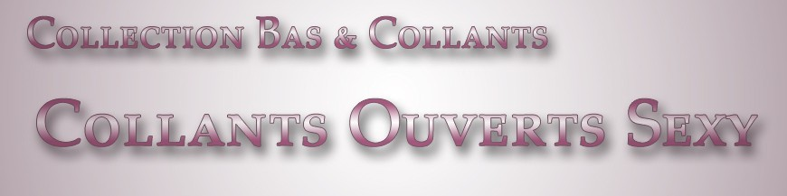 Collants Ouverts Sexy